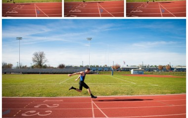 north penn high school senior track