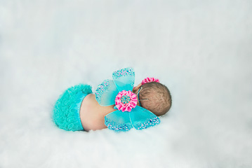 And though she be but little she is fierce  {Newborn Photography}