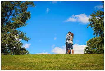 Greg & Colleen's Engagement ~ Philadelphia, PA