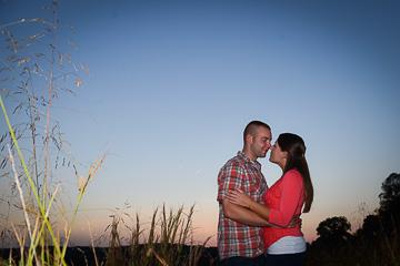 Jason & Kellie's Engagement – Valley Forge National Park