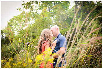 silver orchid photography engagement perkiomenville PA