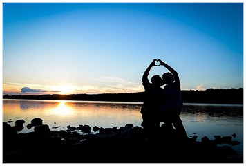 Jen & Ali's Engagement – Peace Valley Park, Doylestown, PA