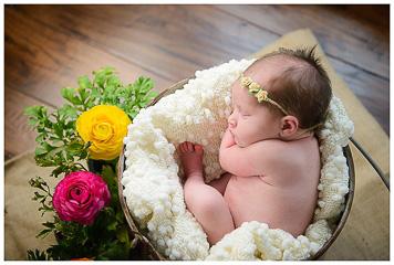 Piper Rae 14 Days New {Perkiomenville, PA} Newborn Photography