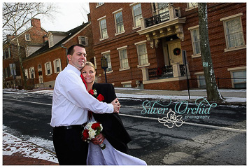 Kevin + Mercedi's Christmas Wedding {Hotel Bethlehem ~ Bethlehem, PA} Wedding Photography