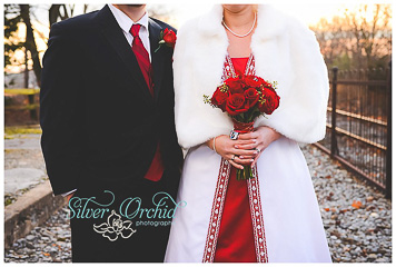 Rudy & Sheri's Christmas Wedding – {Revivals ~ Perkasie, PA} Wedding Photography