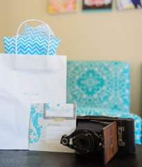 Custom Photography Gift Certificate and Packaging from Silver Orchid Photography