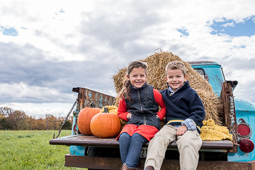 More Fall Session Openings at Abby's Farm!