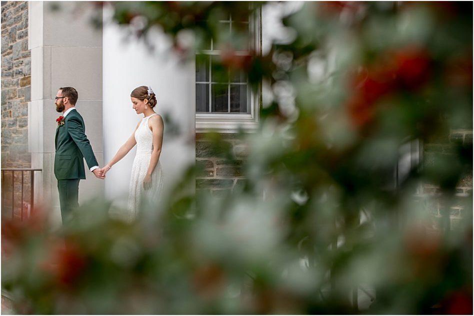 Silver Orchid Photography, Silver Orchid Photography Weddings, PA, Outdoor Wedding, First Looks, First Look, Bride and Groom, Fun Wedding