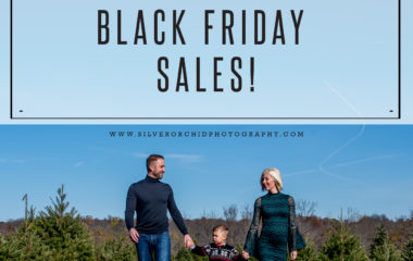 black friday, silver orchid photography, sales, promotions, specials