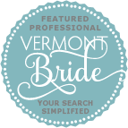 Featured in Vermont Bride Magazine