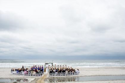 Stacy + James |  Icona Golden Inn Wedding,  Avalon, NJ