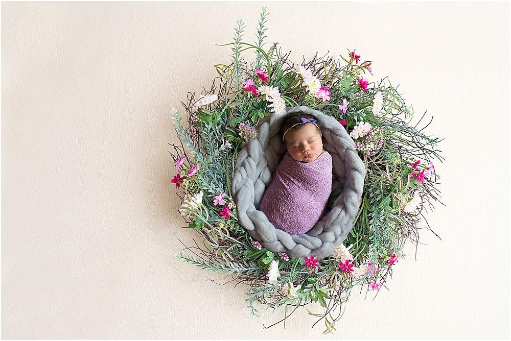 Silver Orchid Photography, Newborn Photography, Newborn Girl, Fairytales, Perkiomenville, PA