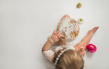 Silver Orchid Photography, Cake Smash, First Birthday