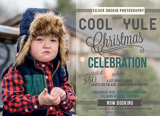 Cool Yule – 2017 Christmas Celebration