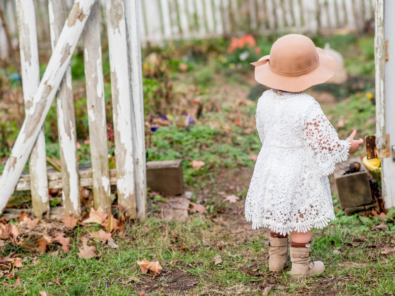 Toddler photography portfolio