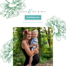 Mom & Me Sessions || April 22nd