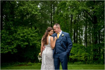 Deerfield Golf Club, Newark, DE | Melissa + Shane