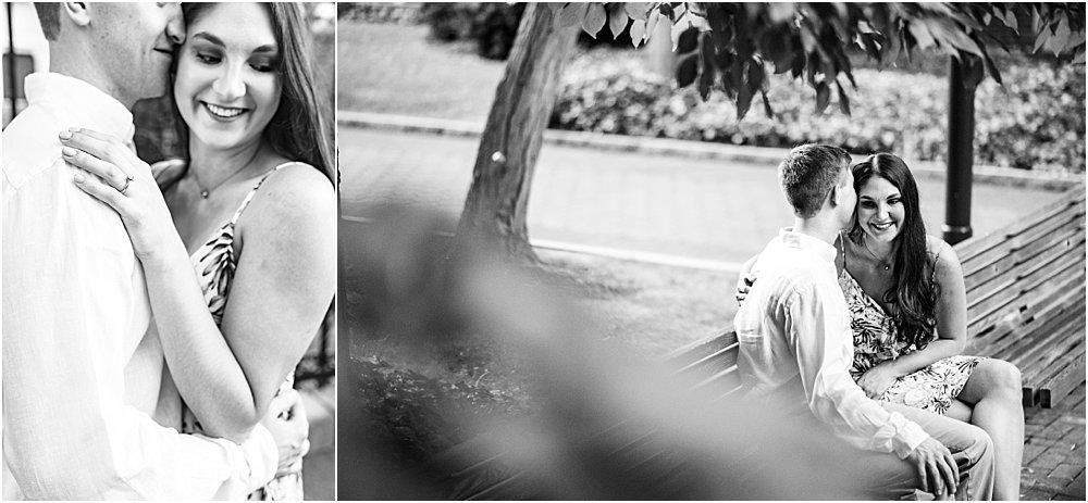 Silver Orchid Photography, Silver Orchid Photography Portraits, UPenn, University of Pennsylvania, University City, West Philly, Philadelphia, PA, Engagement, Engagement Session, Summer Session, Outdoor Session, Philadelphia Skyline