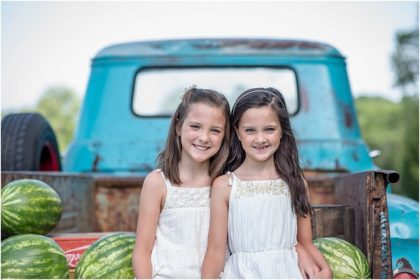 Watermelon Truck Summer Mini Sessions
