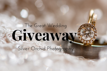 Silver Orchid Photography, Weddings, Giveaway