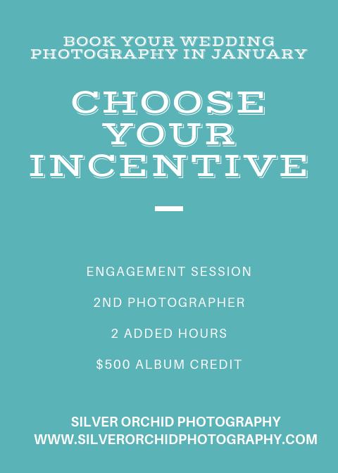 wedding photography, wedding incentive, book your wedding