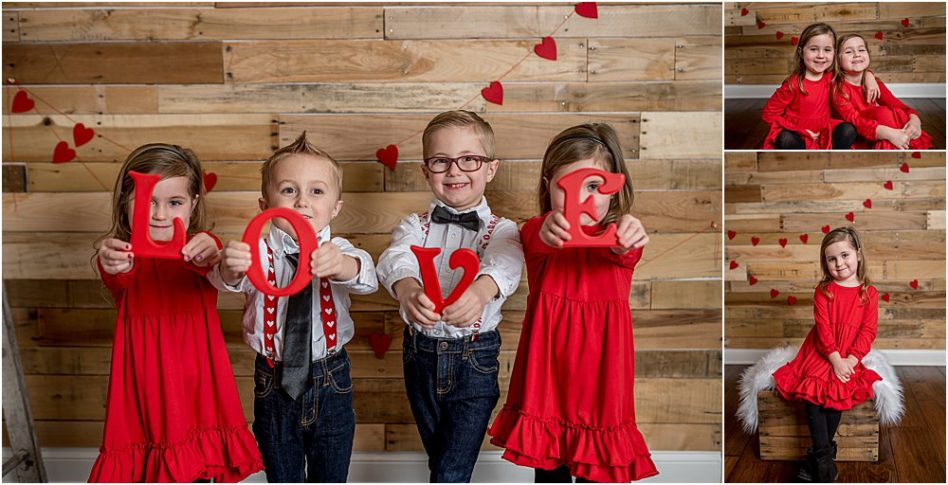 Silver Orchid Photography, Silver Orchid Photography Portraits, Perkiomenville, Montgomery County, PA, Valentine's Day Sessions, Mini Sessions, Studio Sessions, Simple, Vintage