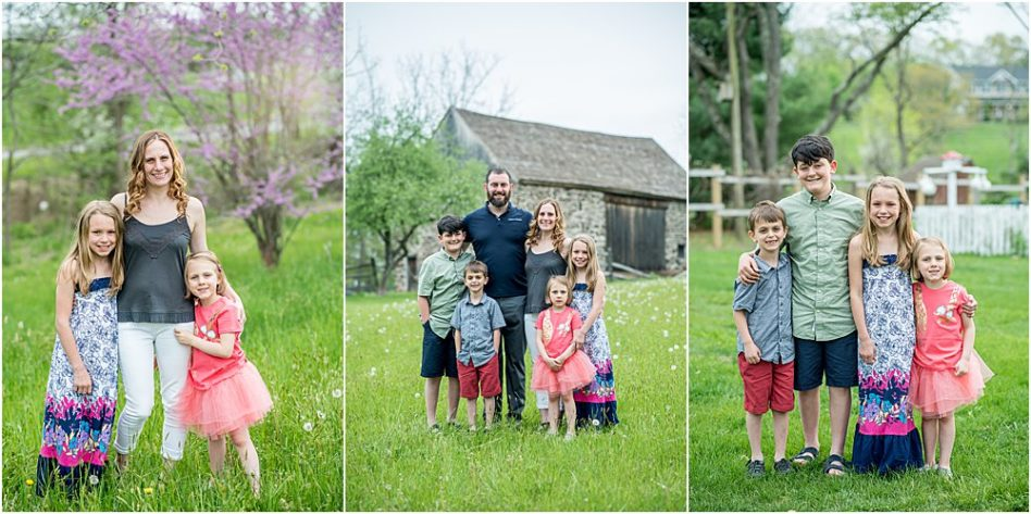Silver Orchid Photography, Silver Orchid Photography Portraits, PA, Spring Bloom Sessions, Florals, Spring Bloom, Family Session, Springtime