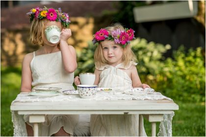 Silver Orchid Photography, Silver Orchid Photography Portraits, Perkiomenville, Schwenksville, PA, Florals, Flower Session, Tea Party, Tea Party Sessions, Spring Sessions, Summer Sessions, Outdoor Sessions, Flower Crown, Floral Crown