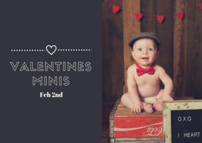Valentines Minis xoxo