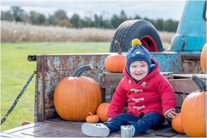 Pumpkin Farm Fall Sessions