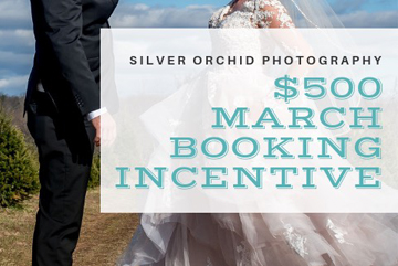 March Booking Incentive