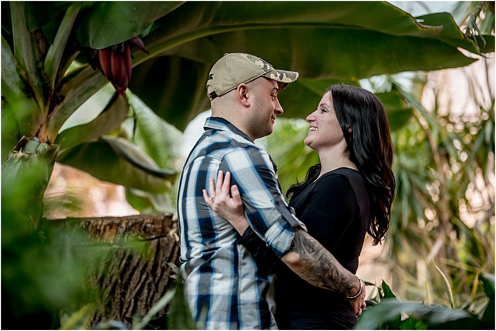 Silver Orchid Photography, Silver Orchid Photography Portraits, Ott's Exotic Plants, Schwenksville, Pa, Montgomery County, Greenhouse, Indoor Session, Engagement Session, Plants