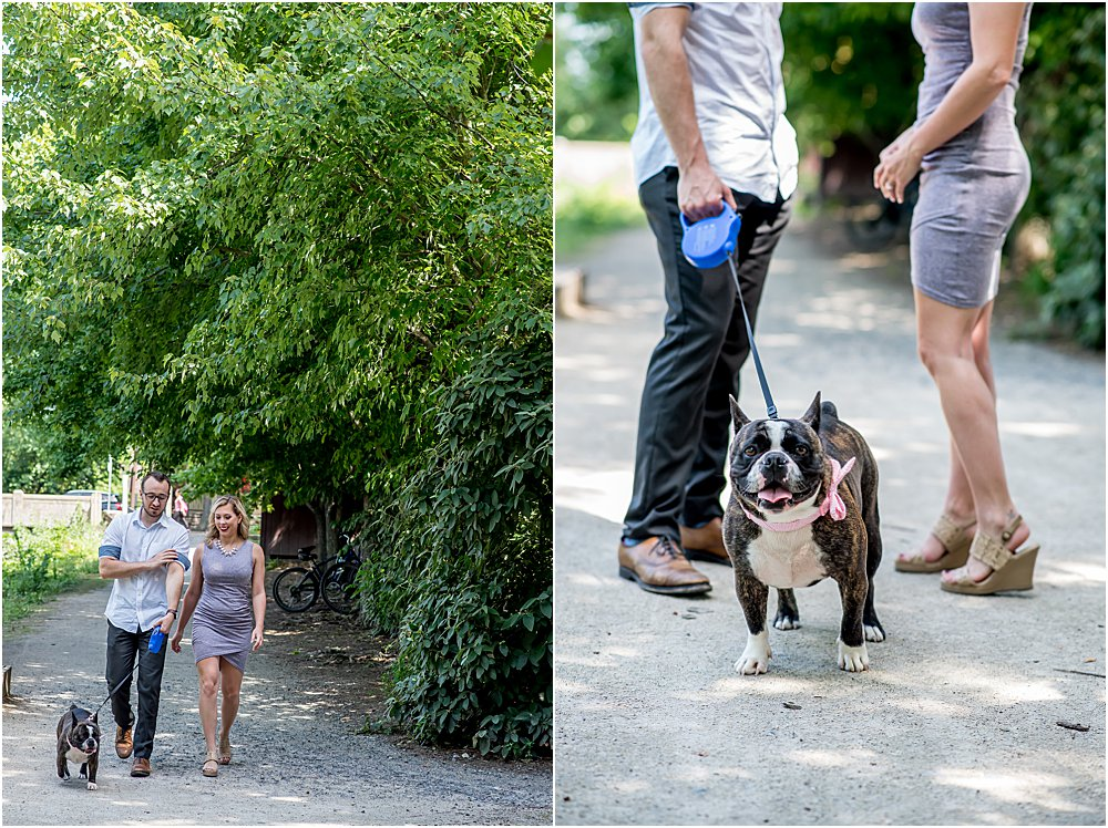 Silver Orchid Photography, Silver Orchid Photography Portraits, Park Session, Creek, Montgomery County, PA, Engagement Session, Summer Session