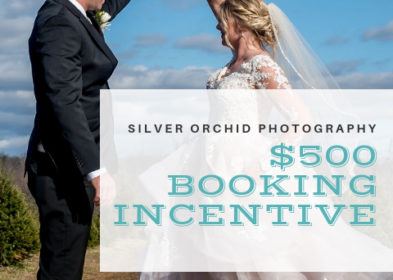 April Wedding  Booking Incentive!