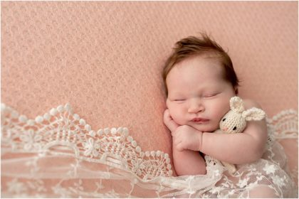 Lilliana's Newborn Session