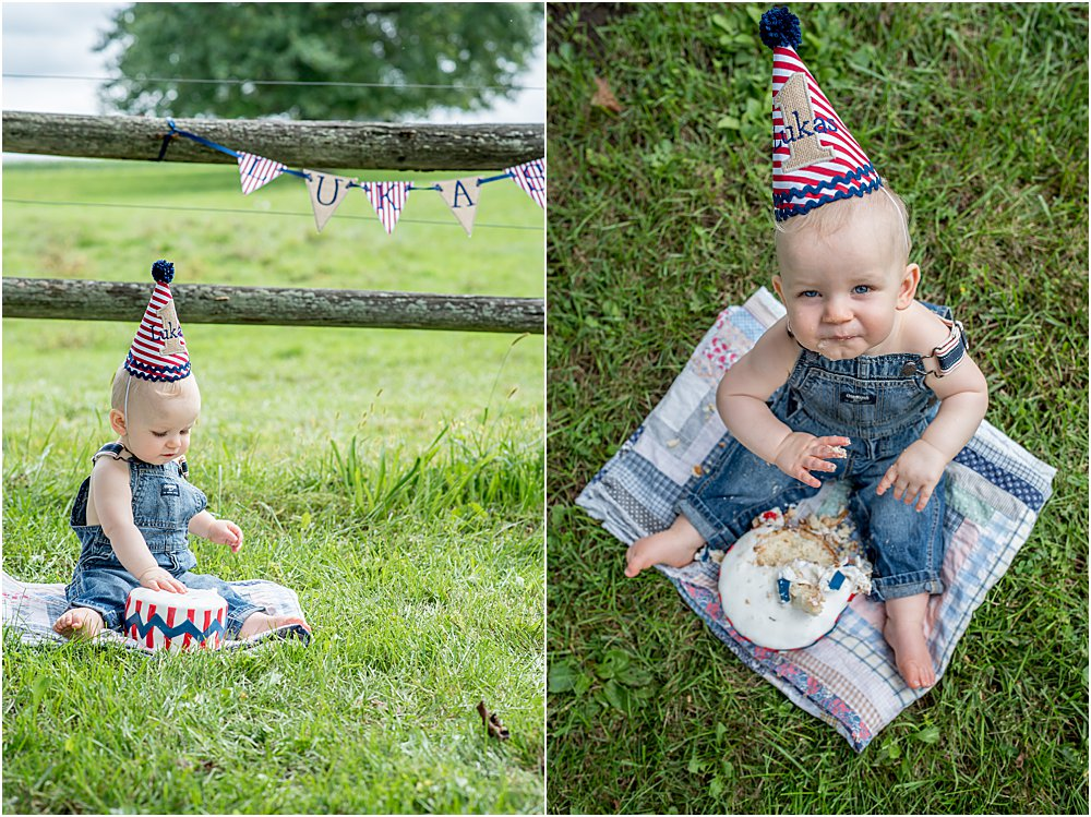 Silver Orchid Photography, Silver Orchid Photography Portraits, Southeastern PA, PA, Family Sessions, Cake Smash, One Year Old, One Year Cake Smash, Birthday Session, Birthday Cake Smash, Newborn Session, Outdoor Cake Smash, One Year Session