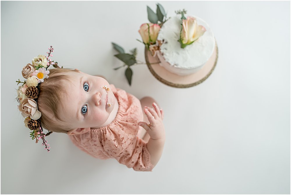 Silver Orchid Photography, Silver Orchid Photography Portraits, Southeastern PA, PA, Family Sessions, Cake Smash, One Year Old, One Year Cake Smash, Birthday Session, Birthday Cake Smash, One Year Session