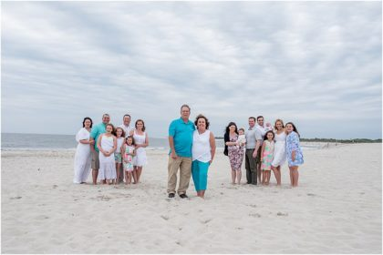 Silver Orchid Photography, Silver Orchid Photography Portraits, Jersey Shore, Cape May, NJ, Extended Family Session, Beach Session, Family Session, Summer Session, Outdoor Session