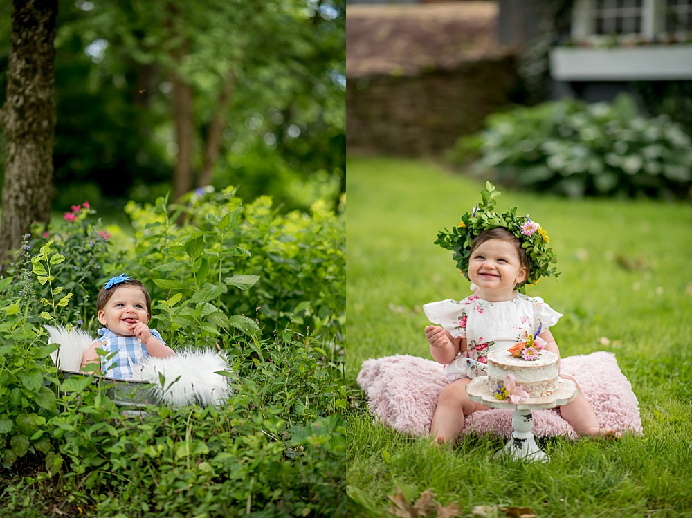 Silver Orchid Photography, Silver Orchid Photography Portraits, Southeastern PA, PA, Newborn Session, Lilliput Farm, Cake Smash, One Year Old, One Year Cake Smash, Birthday Session, Birthday Cake Smash, One Year Session