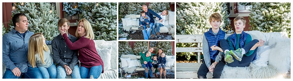 Silver Orchid Photography, Silver Orchid Photography Portraits, Christmas Portraits, Cool Yule, Cool Yule 2019, Cool Yule Funny Moments, Skippack PA