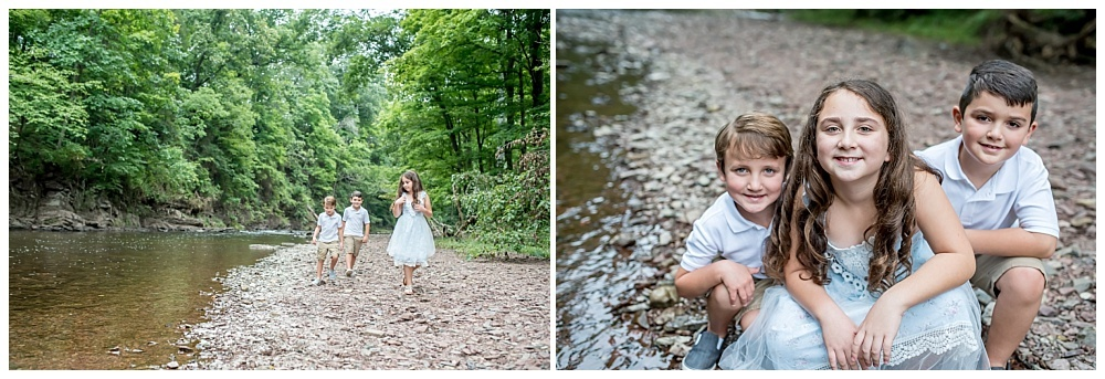 Silver Orchid Photography, Silver Orchid Portraits, Portrait Photography, Family Photography, Child Photography, Creek Sessions, VIP Sessions, Perkiomen Creek