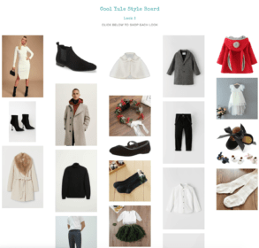 Style guide, holiday style guide