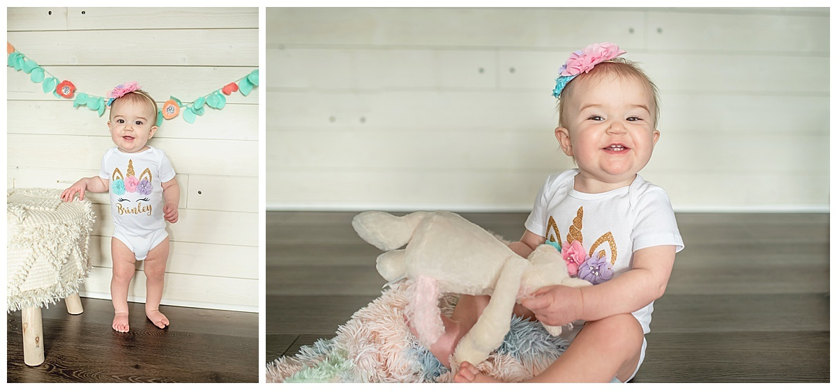 Silver Orchid Photography. First Birthday Session