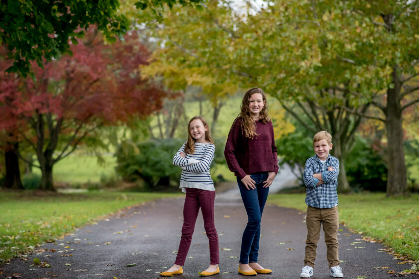 SIlver Orchid Fall Sessions