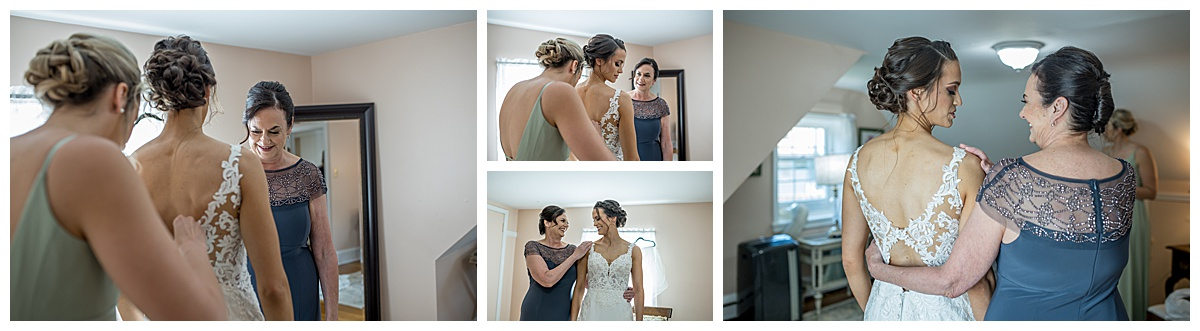 mother of the bride, wedding dress details